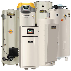 Our Euless water heater repair staff services a wide variety of water heaters